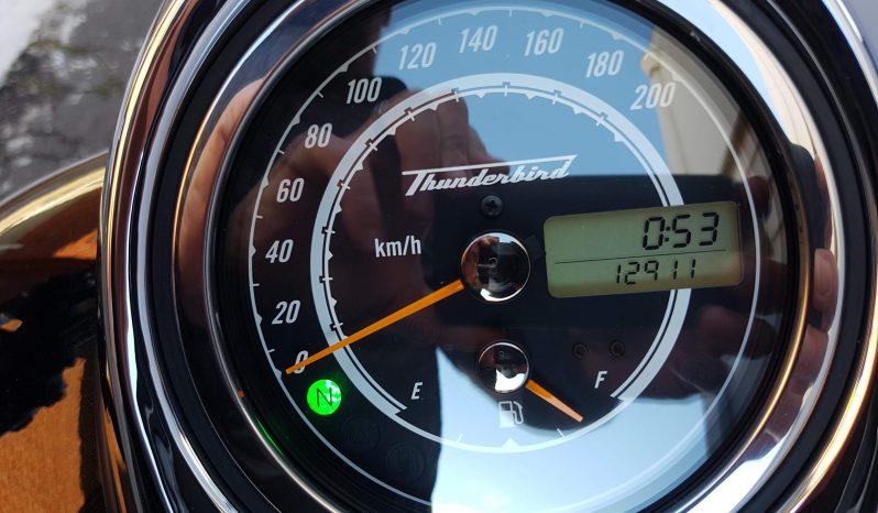 2014 Triumph Thunderbird LT full